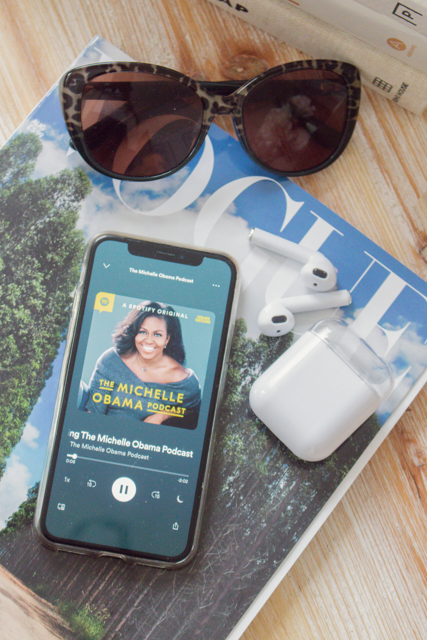 an edited lifestyle podcasts I love listening to