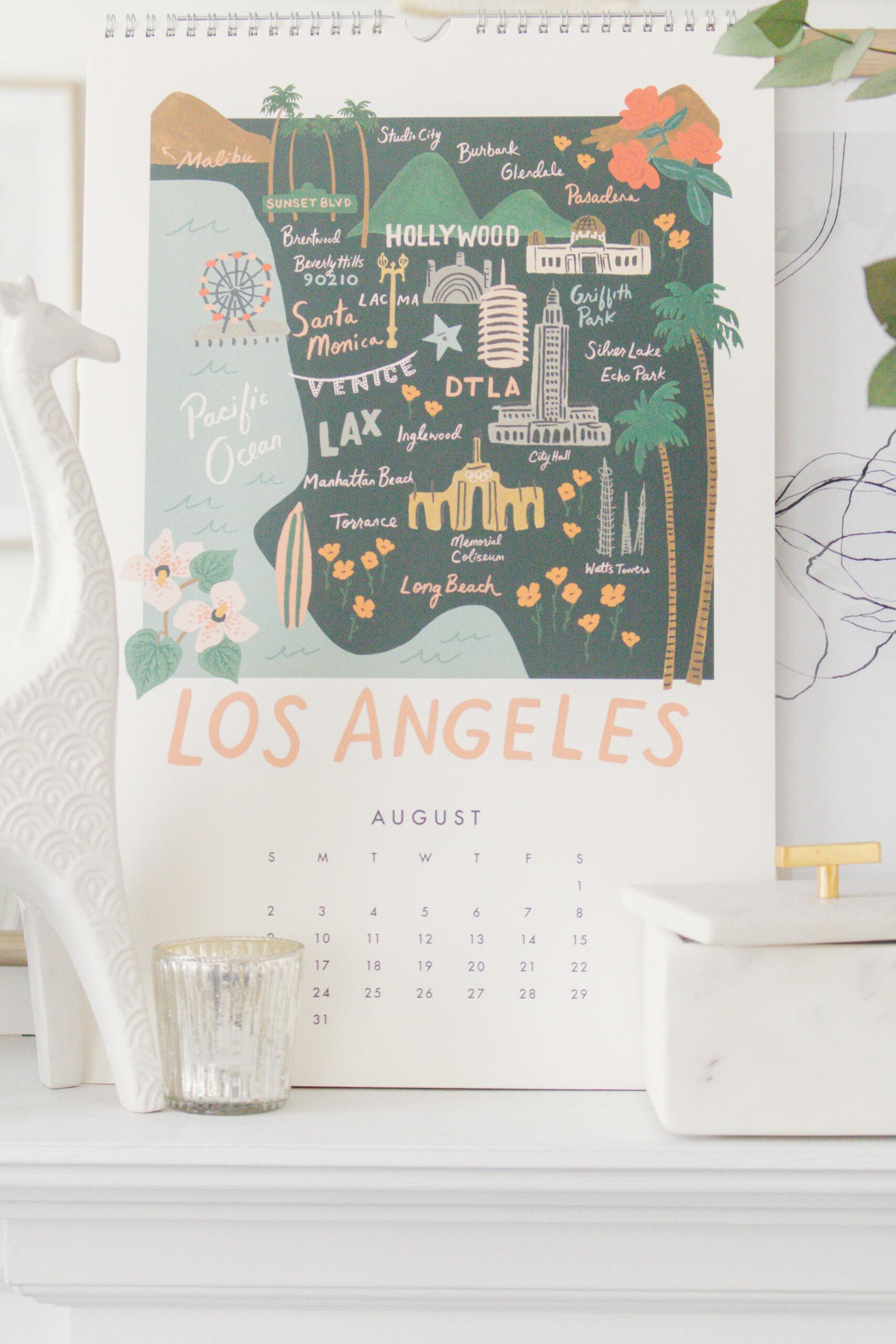 an edited lifestyle august goals