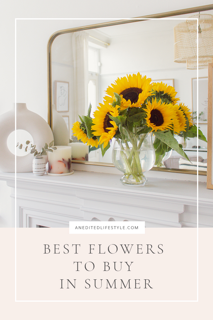 an edited lifestyle best florals pinterest