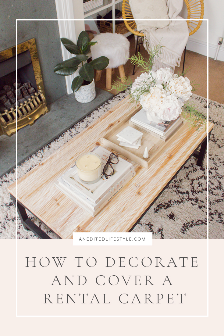 an edited lifestyle renting decorating pinterest