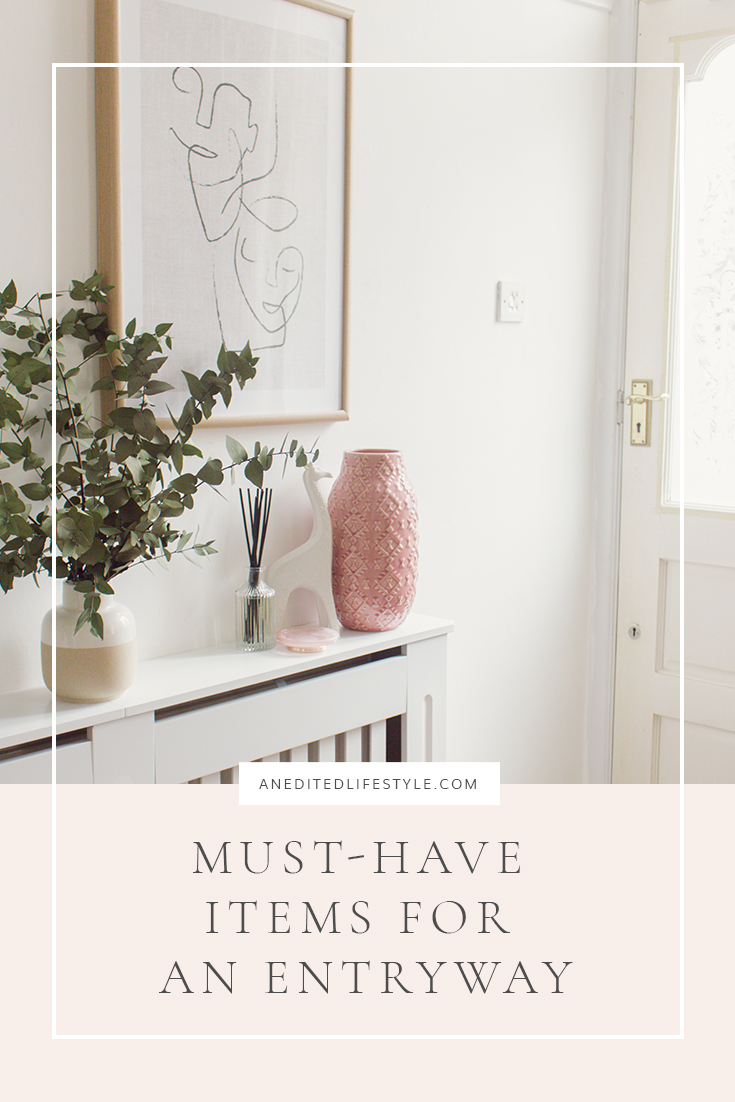 must haves for an entryway pinterest