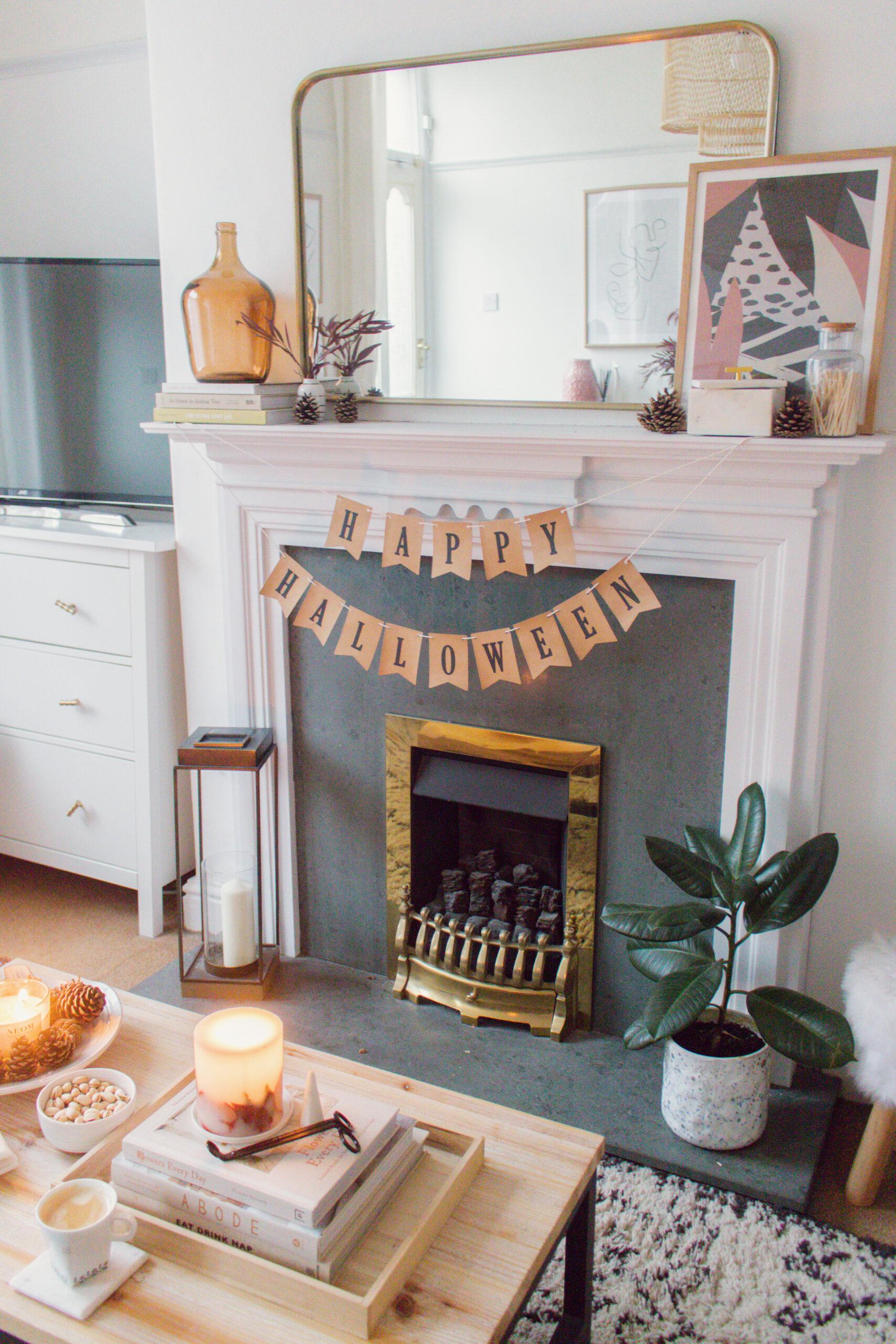 an edited lifestyle interiors fall decor