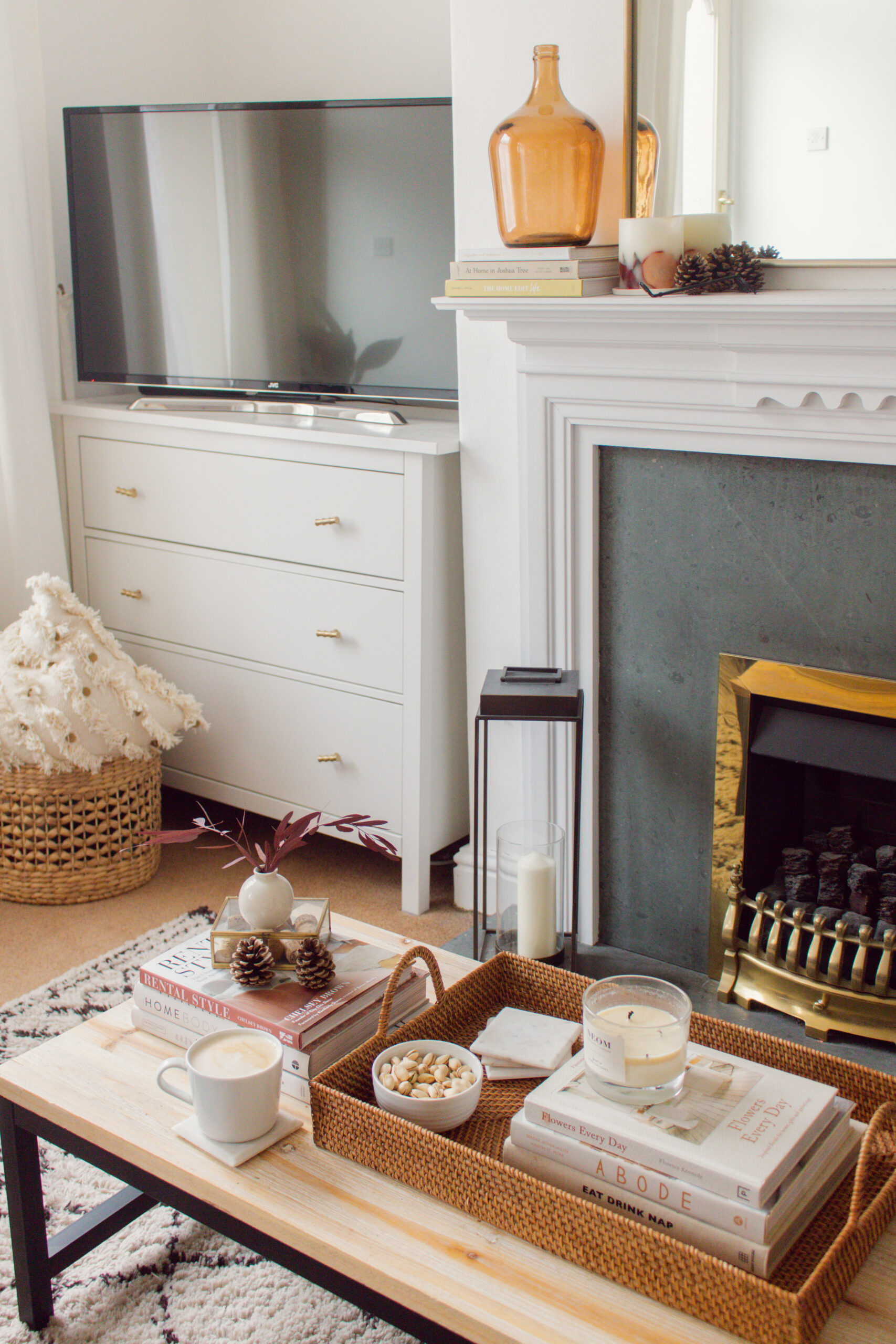 an edited lifestyle interiors lived-in styling