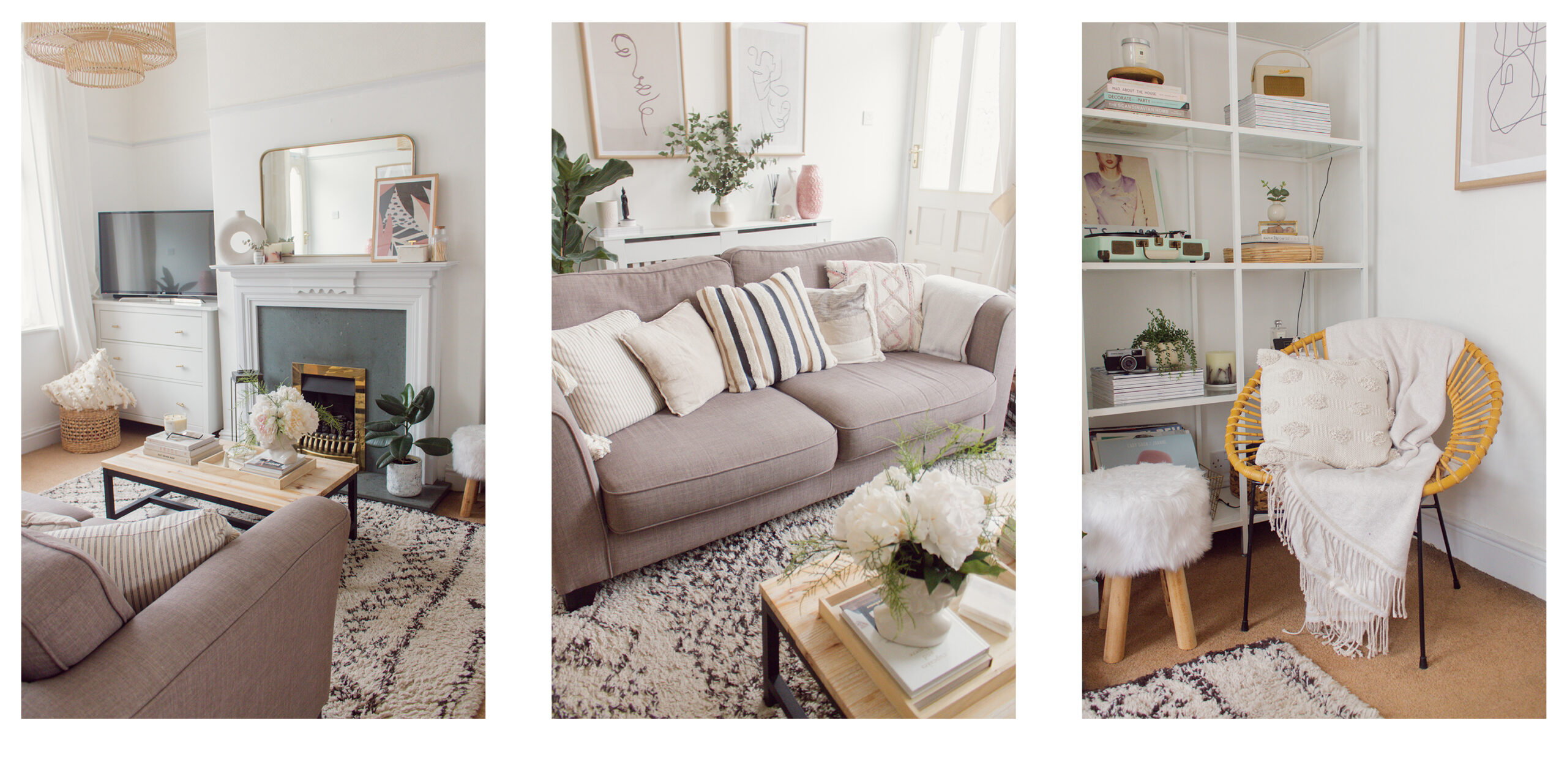 an edited lifestyle shop my living room