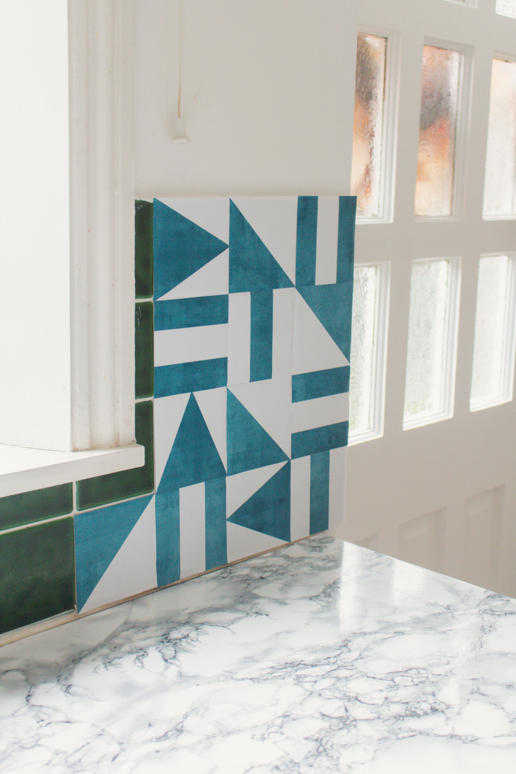 an edited lifestyle interiors peel and stick tiles