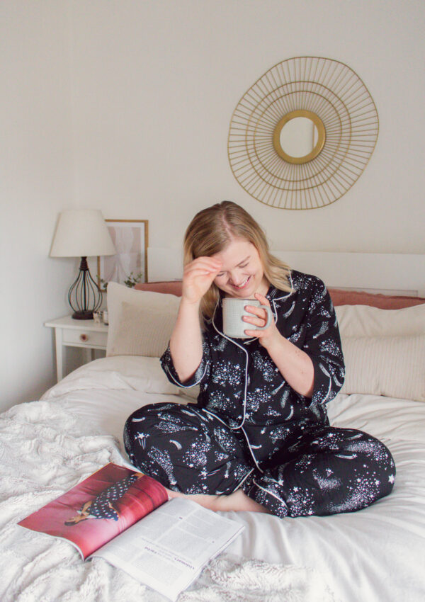 Stylish PJs to Lounge at Home in