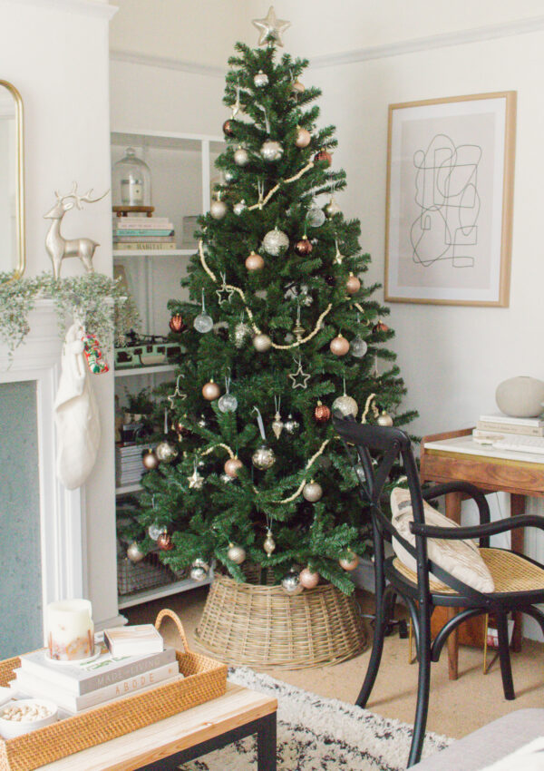 an edited lifestyle holidays artificial tree look real