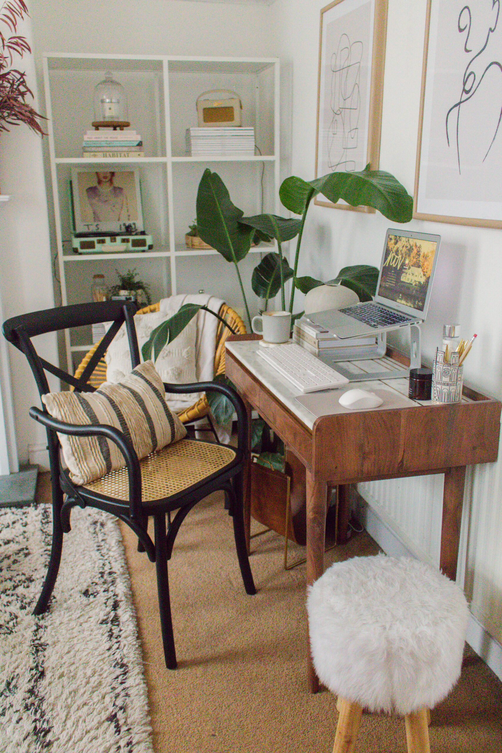 an edited lifestyle interiors home office