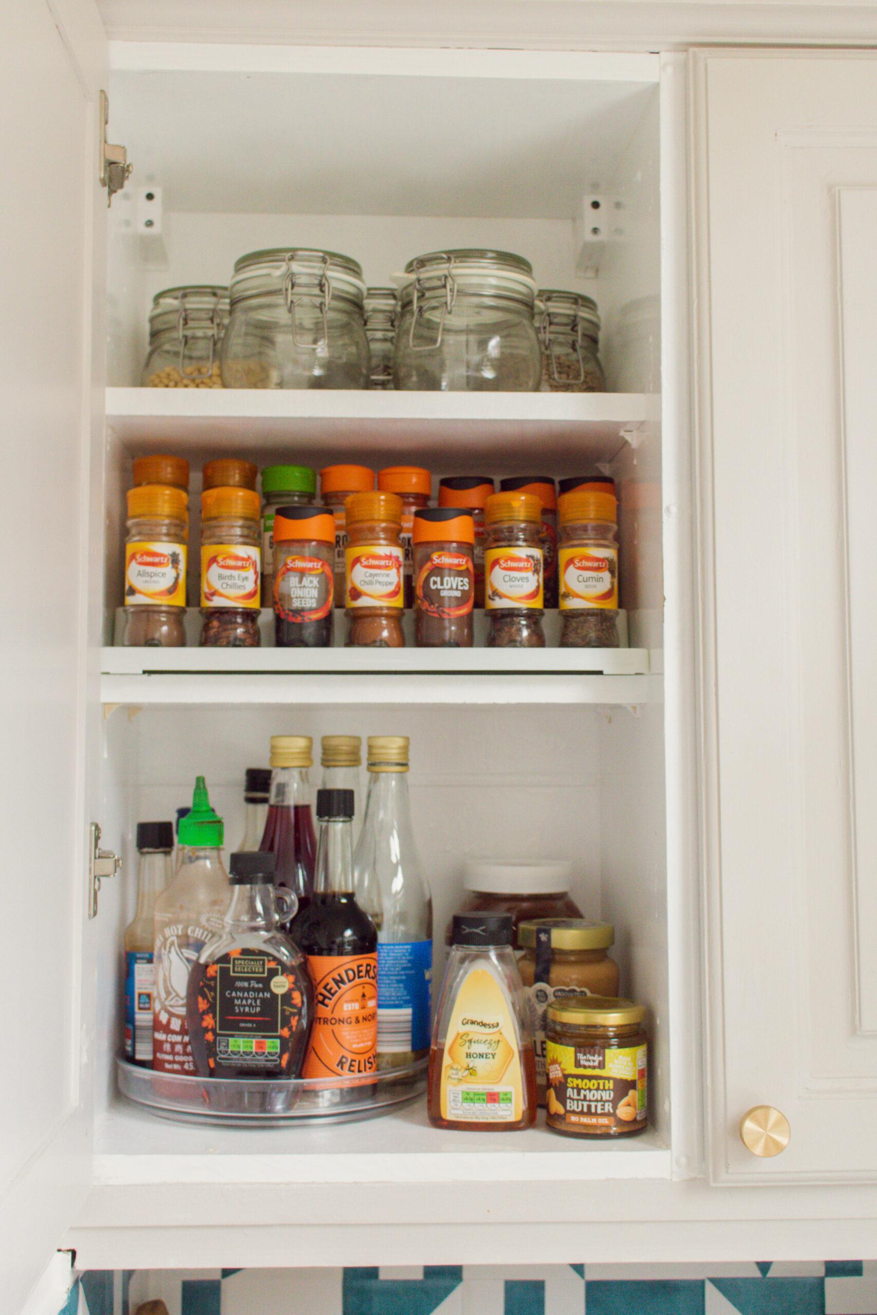 an edited lifestyle interiors kitchen organisation
