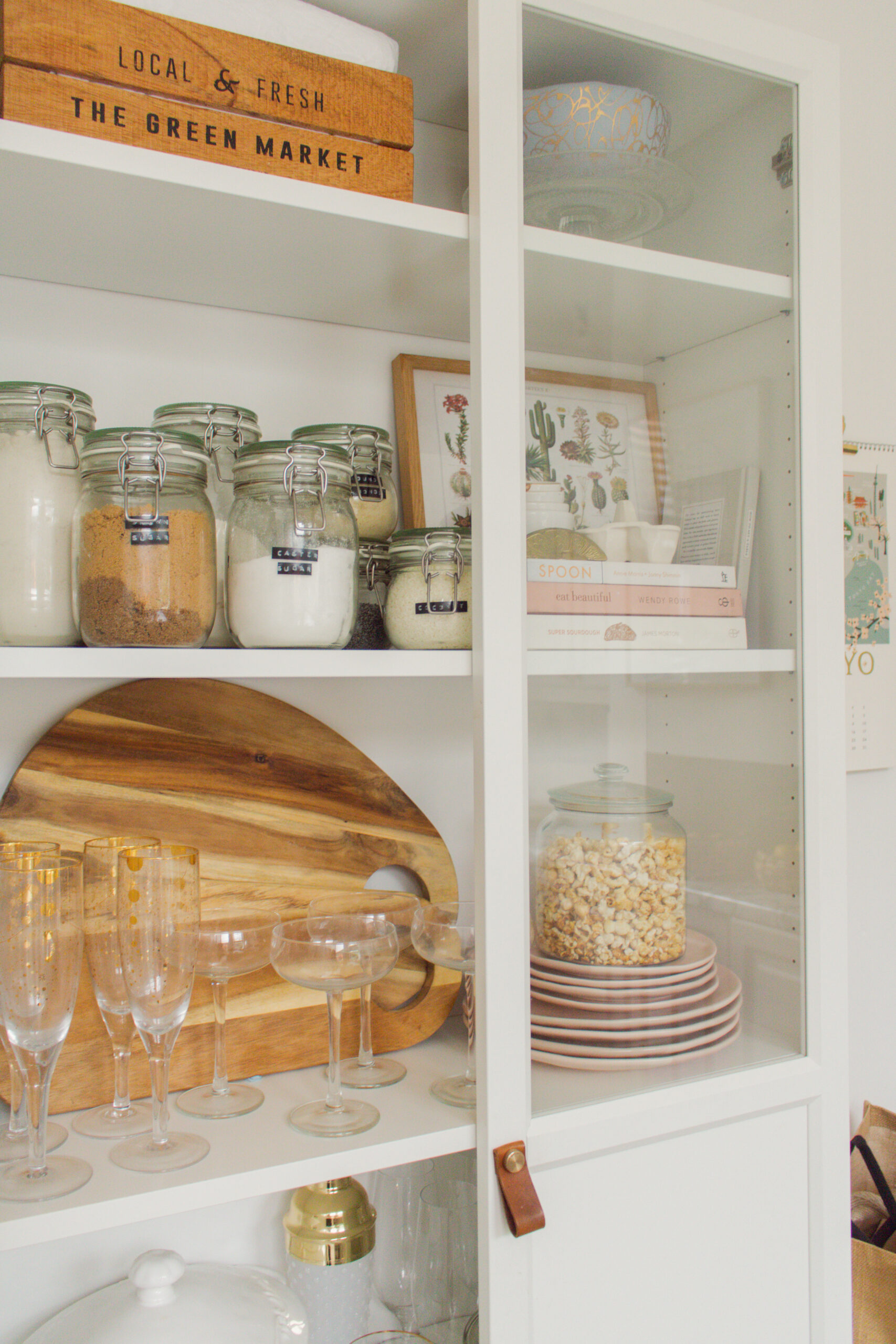 an edited lifestyle interiors kitchen organisation