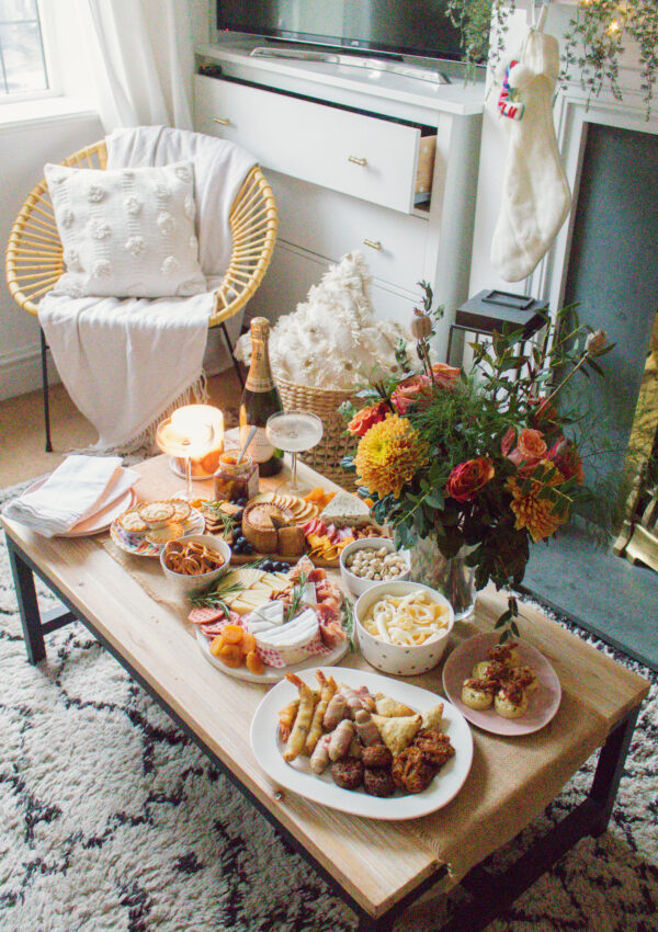 an edited lifestyle entertaining nye celebration at home