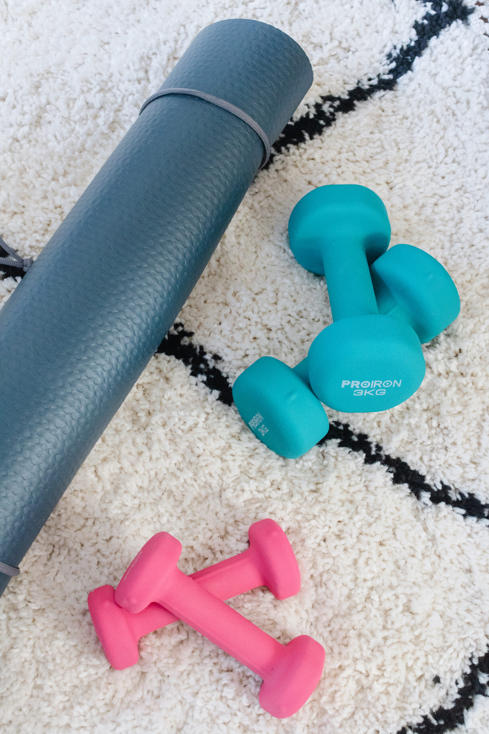 an edited lifestyle fitness health goals