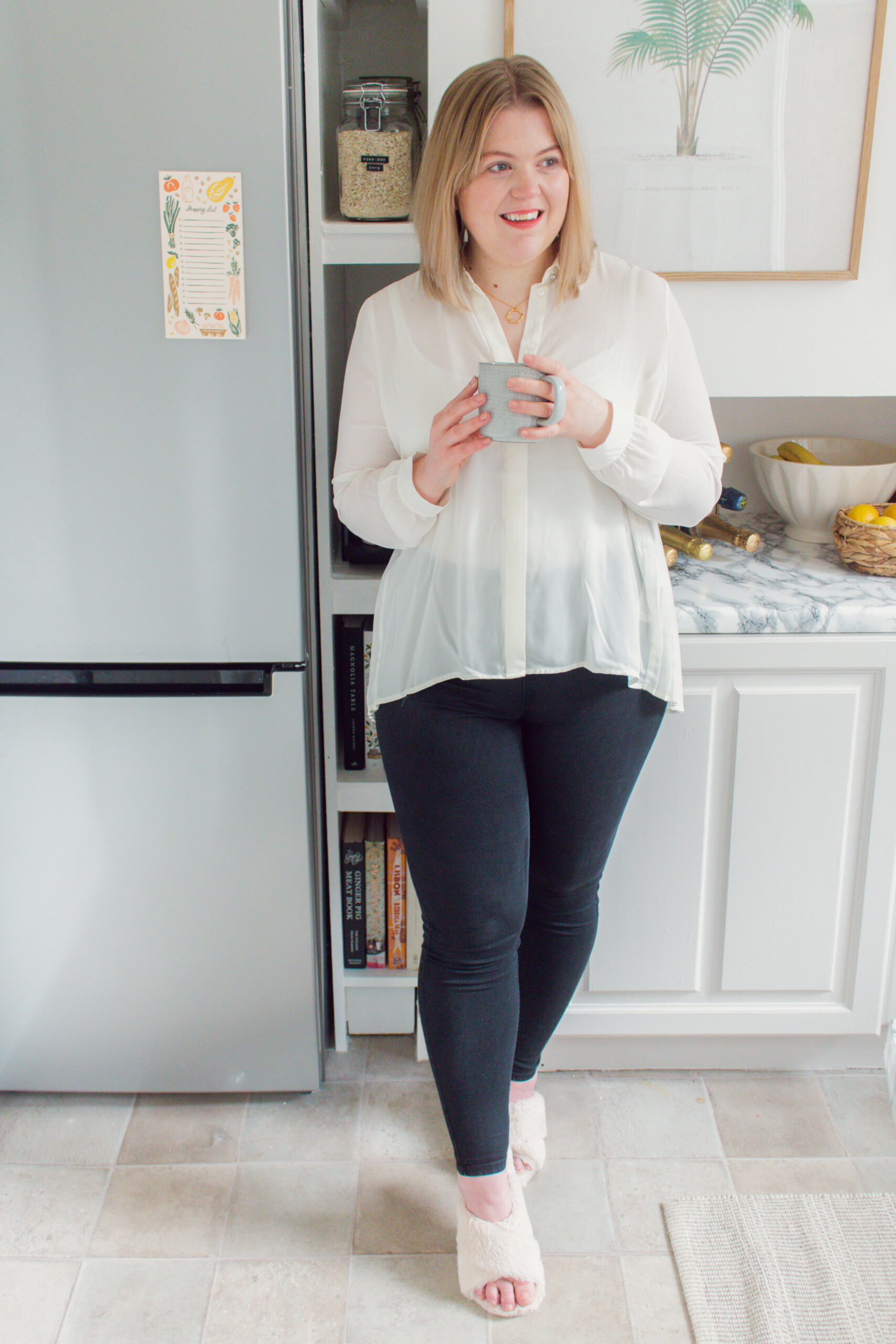 an edited lifestyle prep for the new year