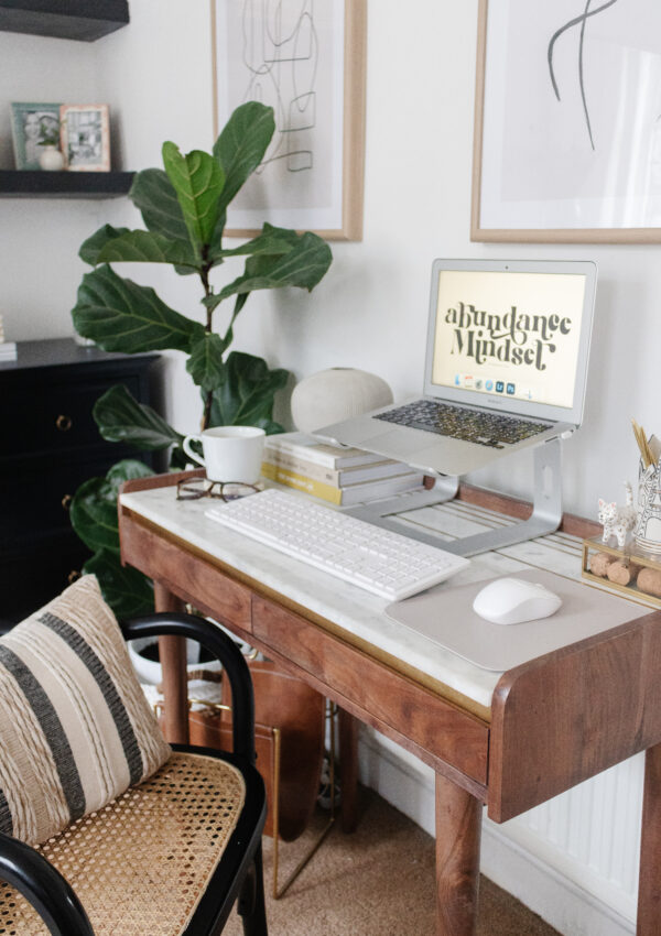 Creating a Chic Home Office to WFH From