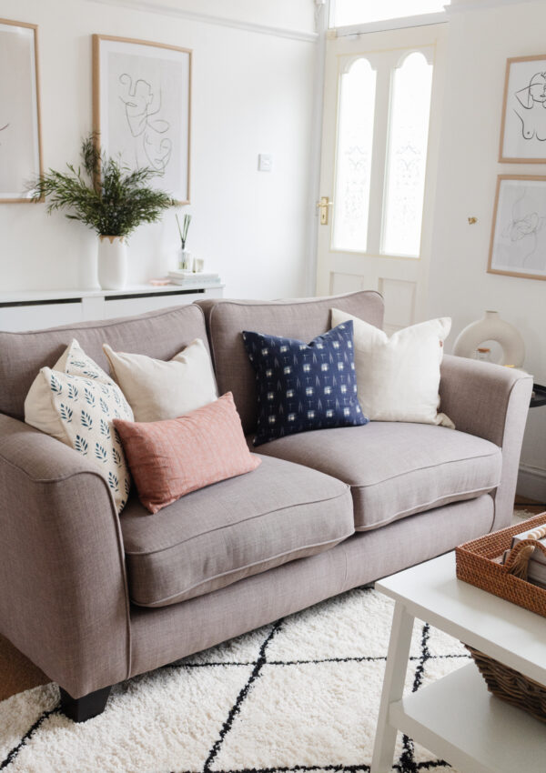 How to Stuff Your Sofa Cushions