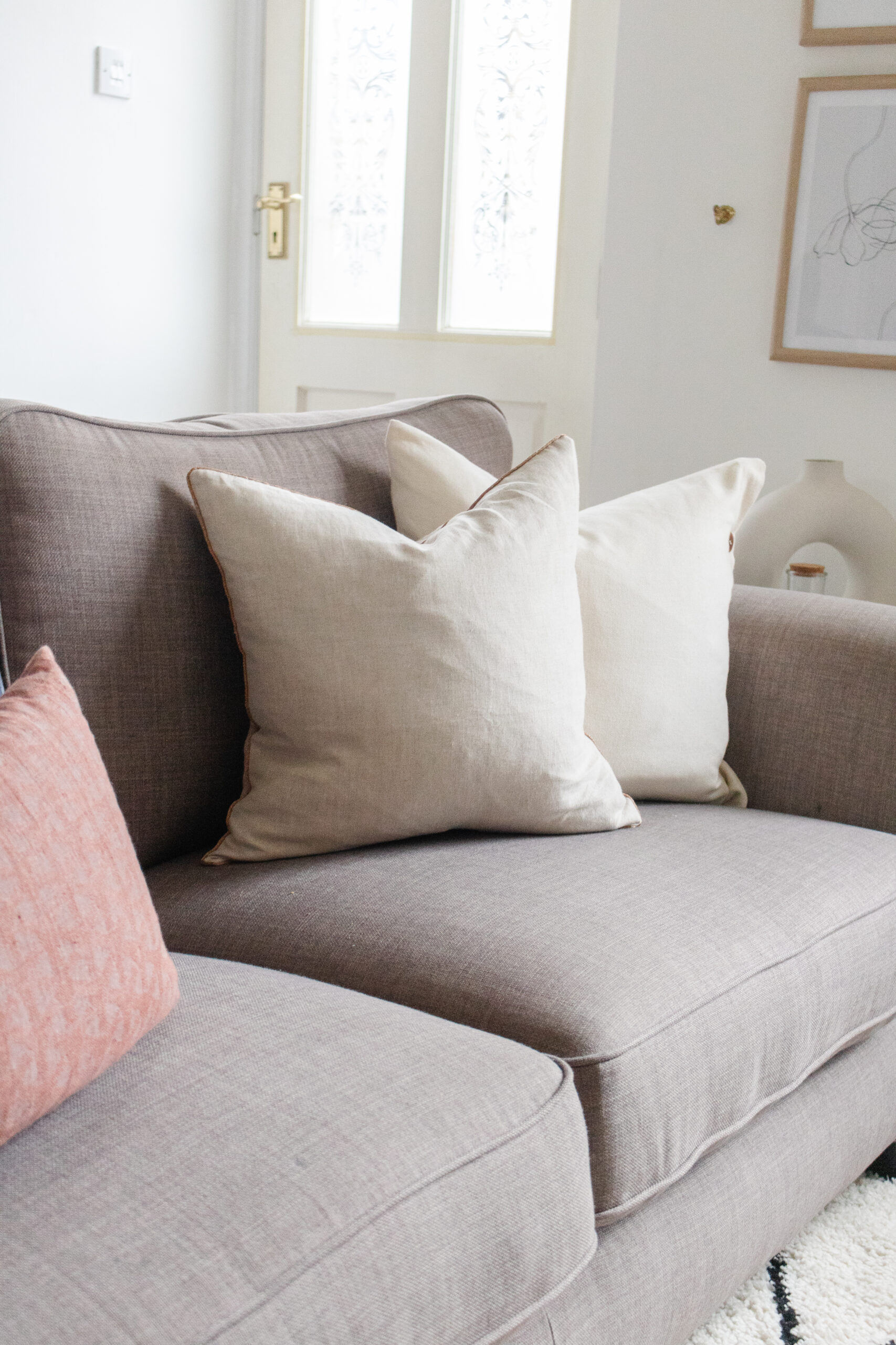 an edited lifestyle interiors mix and match cushions