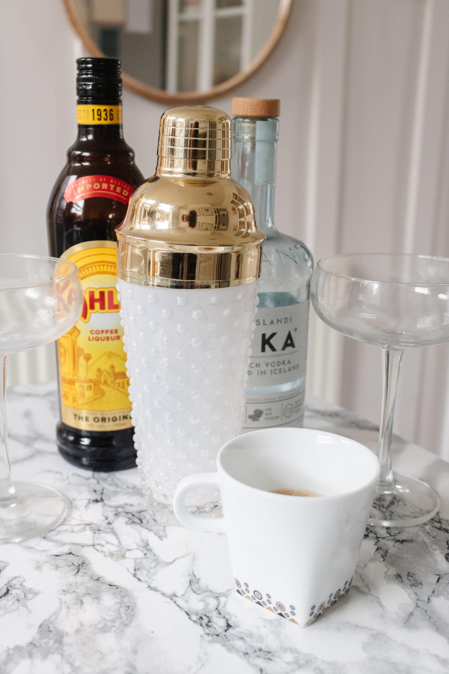 an edited lifestyle recipes espresso martini cocktails