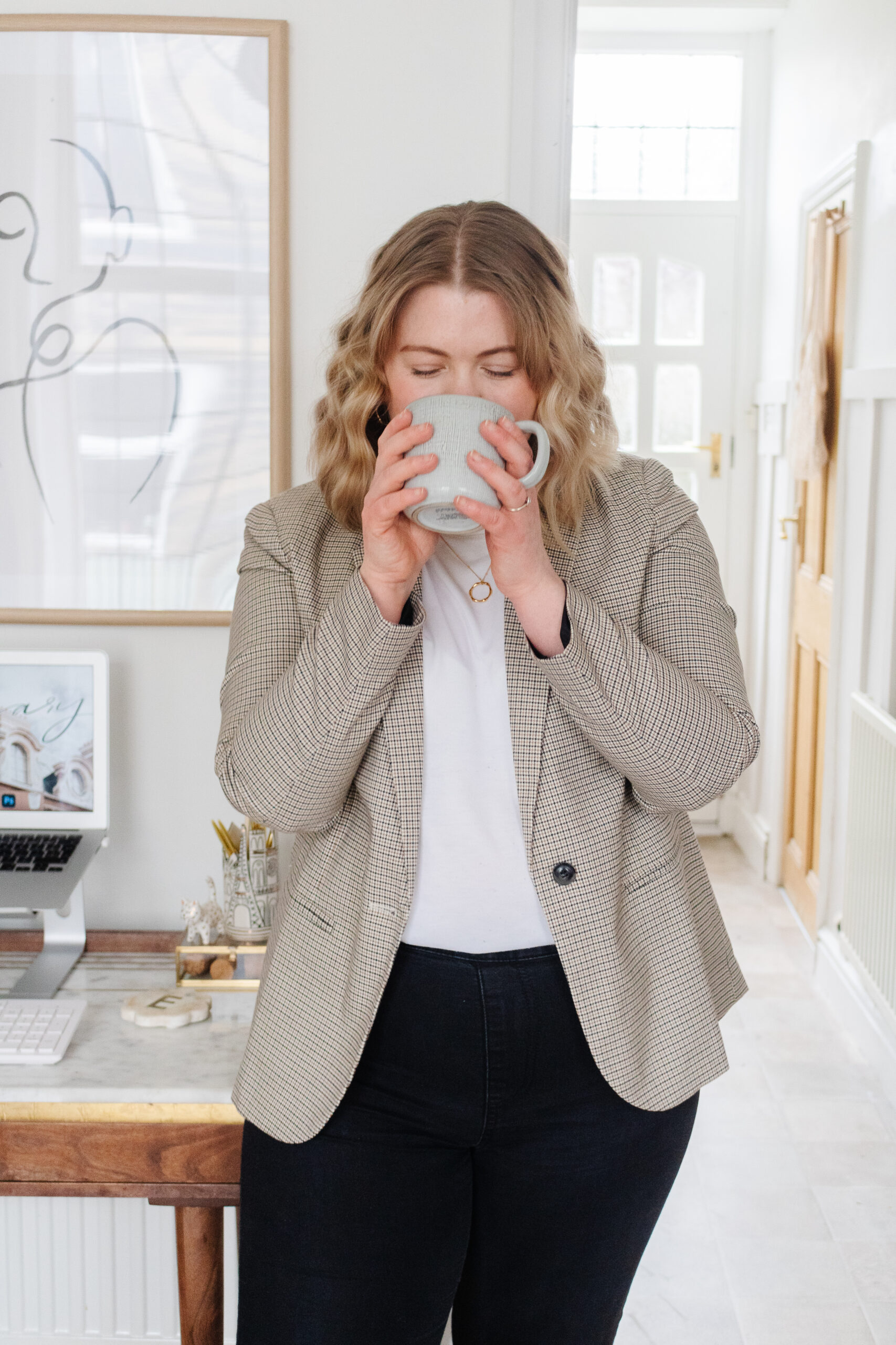an edited lifestyle career elevate your work from home routine