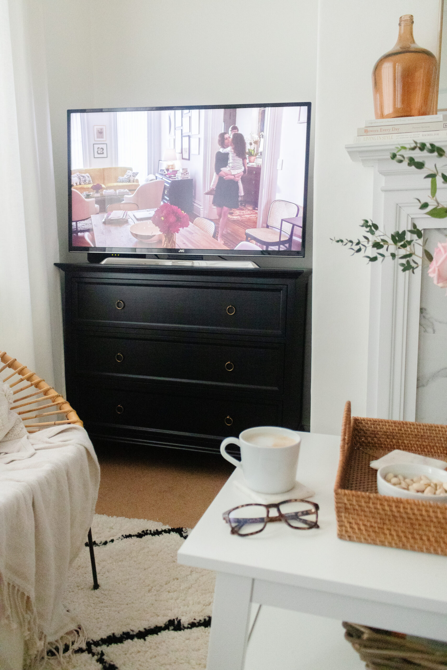 an edited lifestyle interiors nancy meyers movies