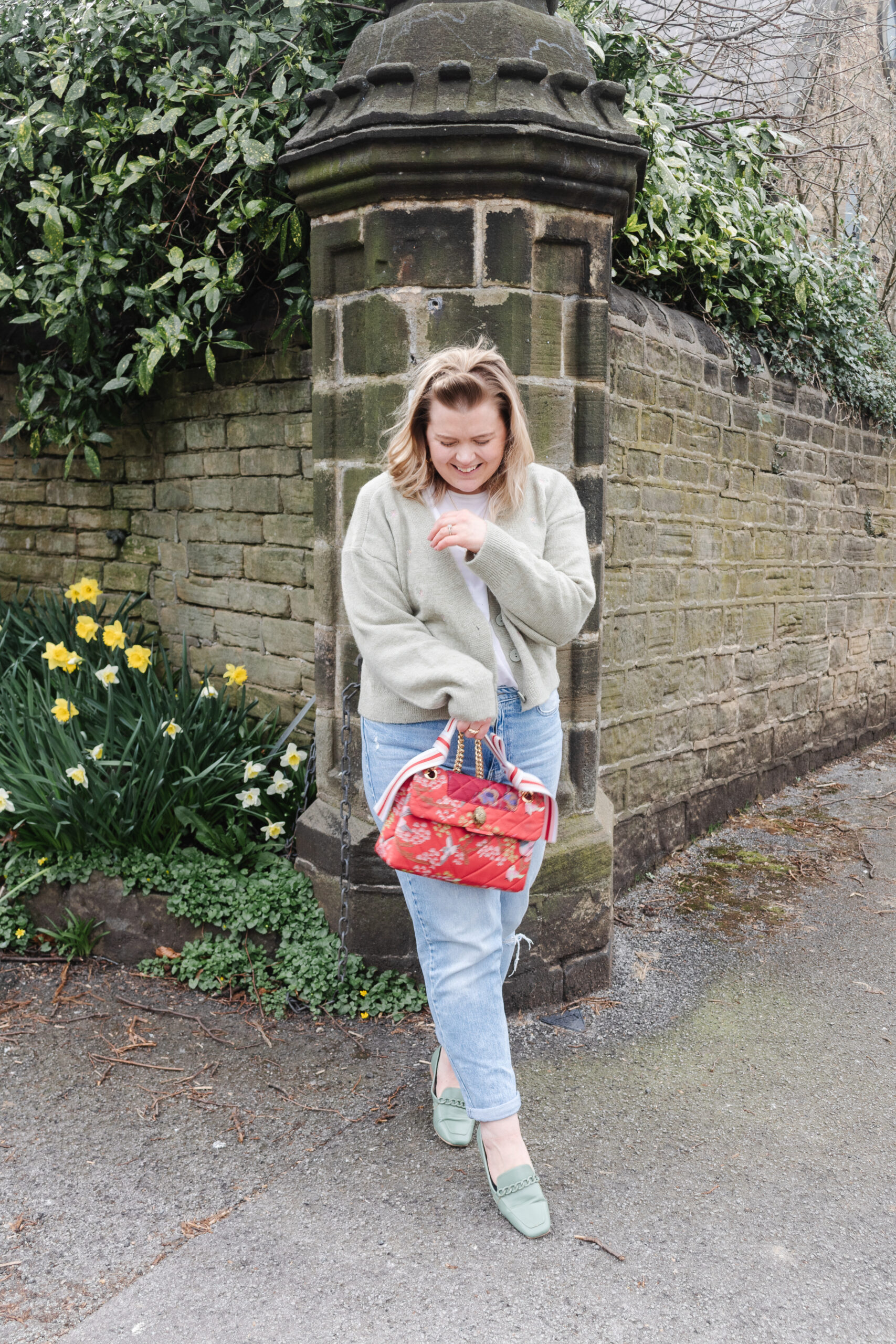 an edited lifestyle fashion spring wardrobe update