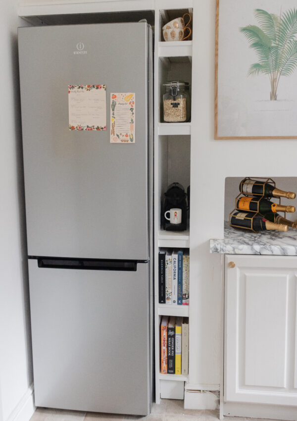 an edited lifestyle organise a fridge