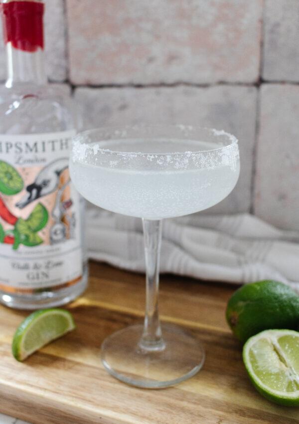 Gin Margarita (aka a Margatini)