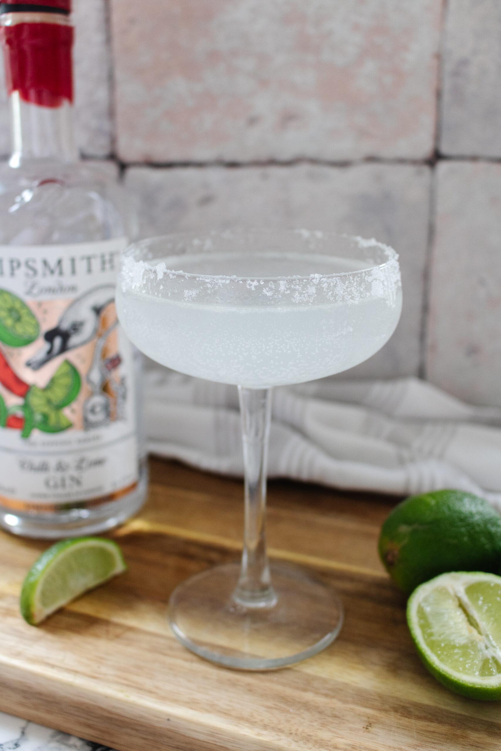 an edited lifestyle recipes gin margarita