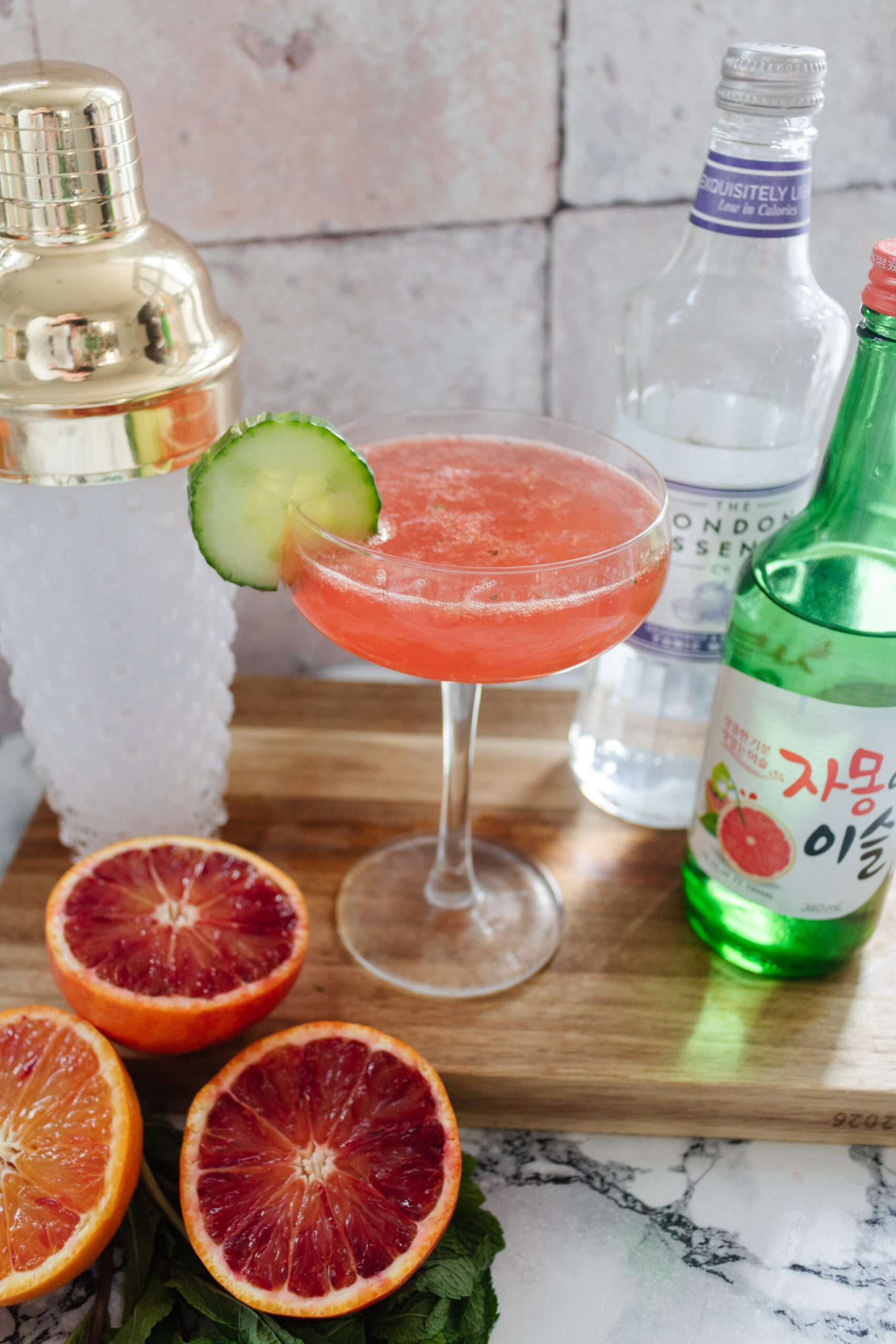 an edited lifestyle recipe soju cocktail