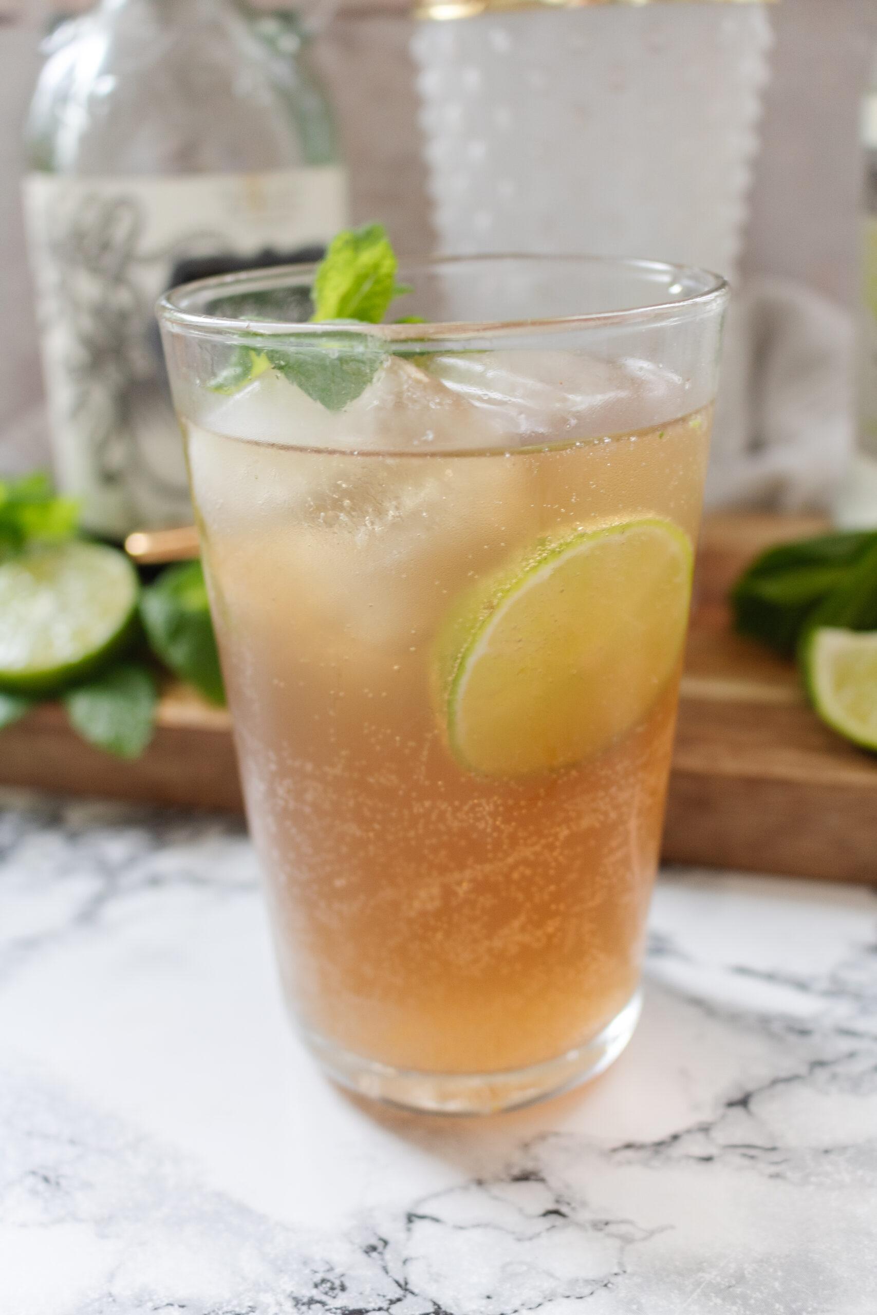 an edited lifestyle recipe classic mojito cocktail