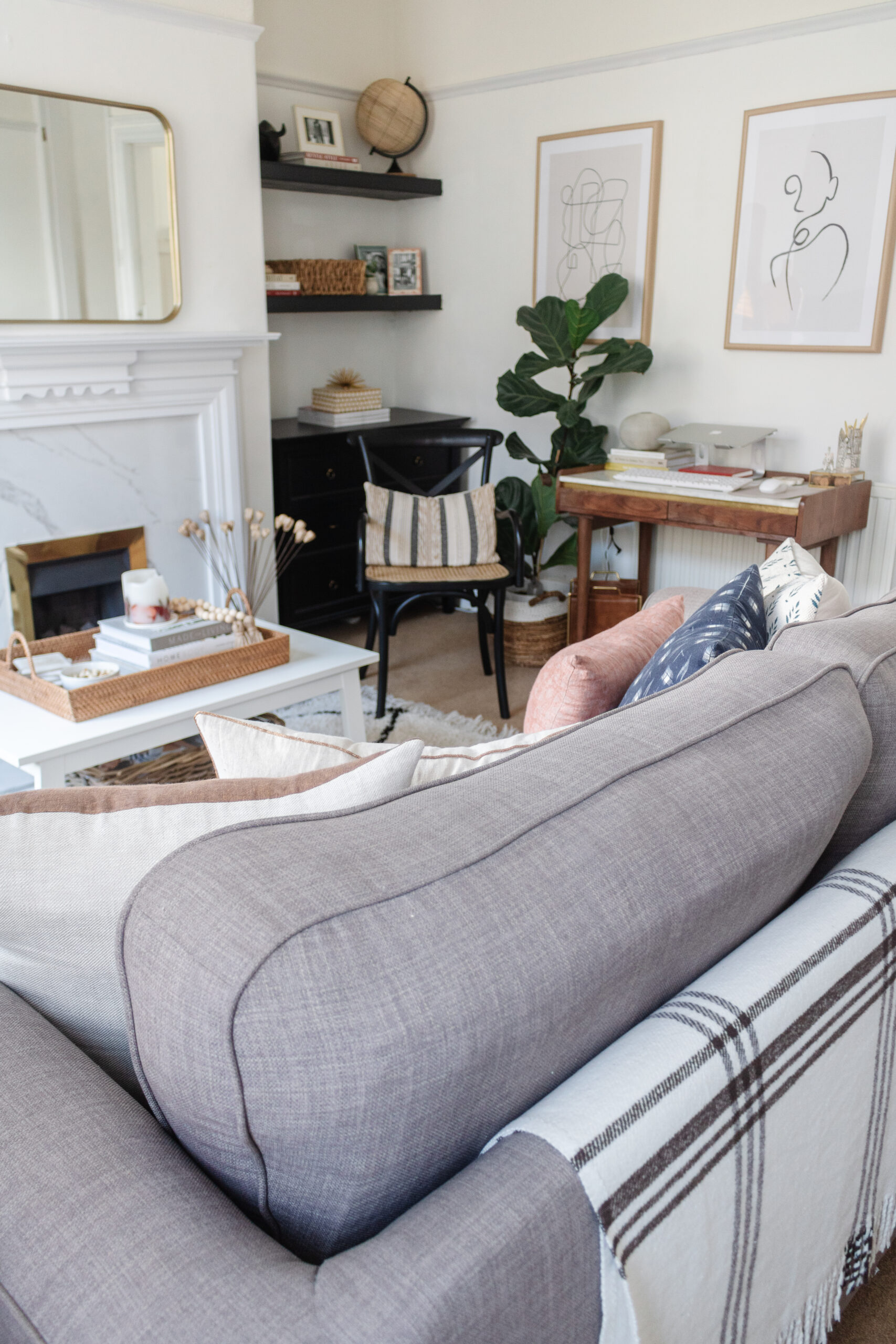 an edited lifestyle interiors subtle changes to make to your home
