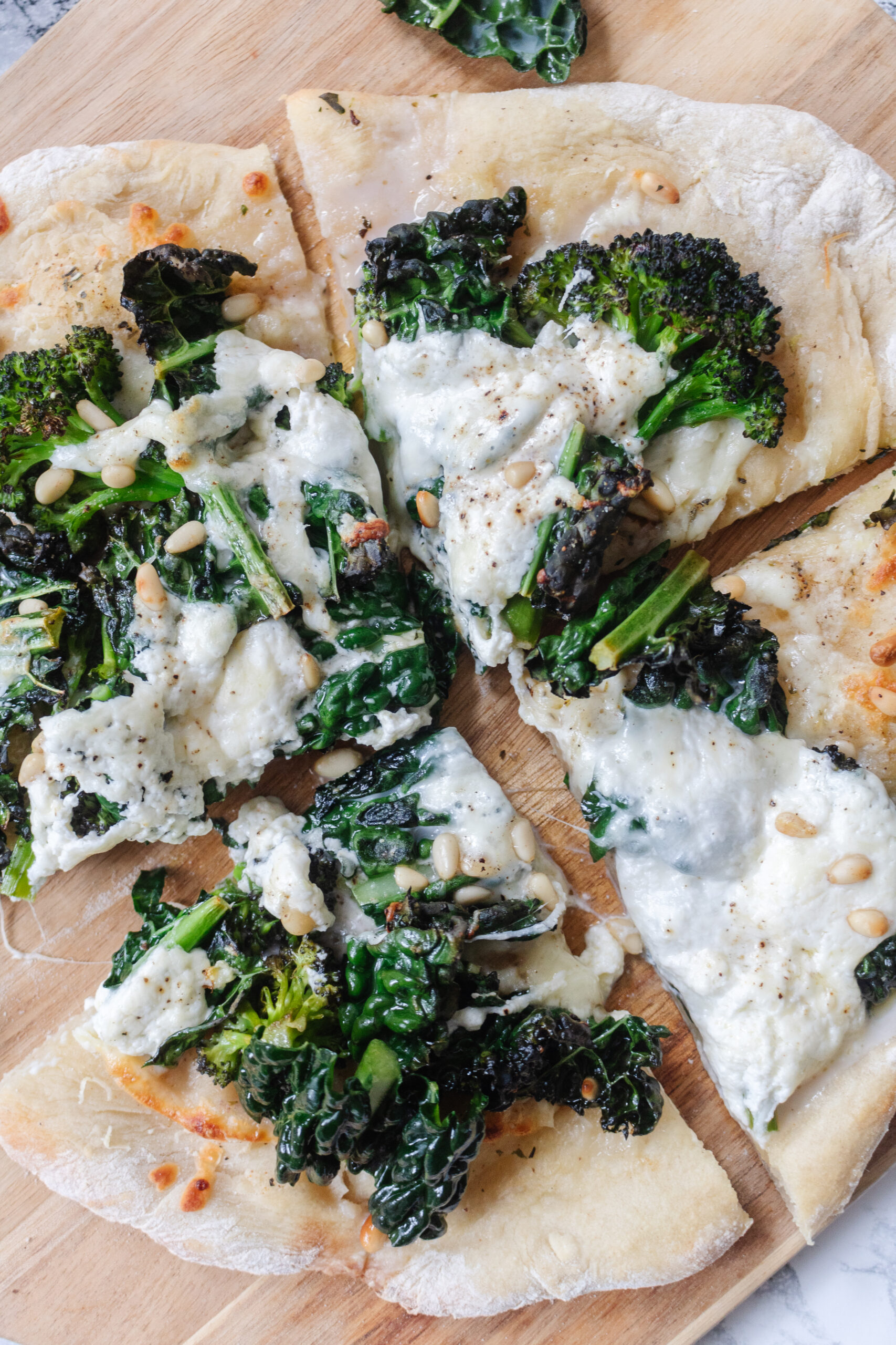 an edited lifestyle recipe vegatable pizza
