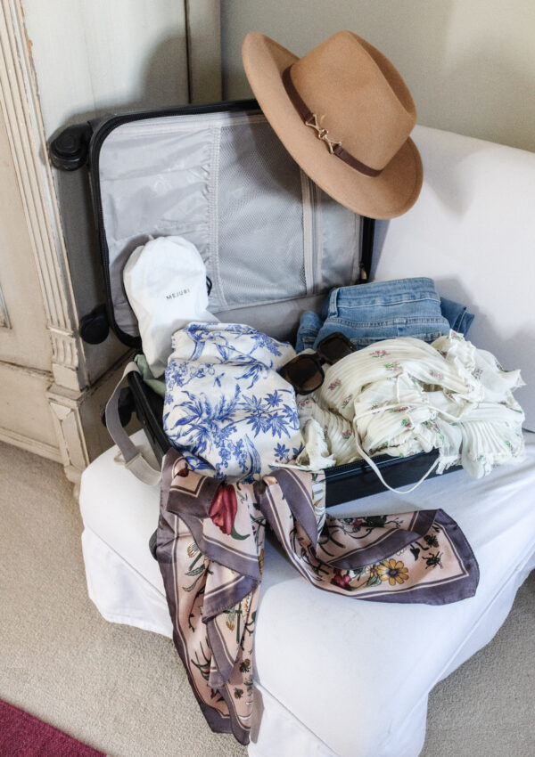 How to Pack for a Weekend Road Trip
