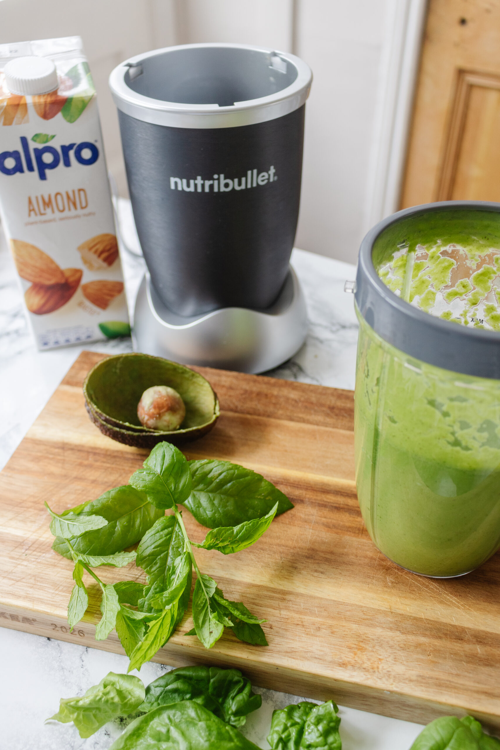 an edited lifestyle recipe morning green smoothie