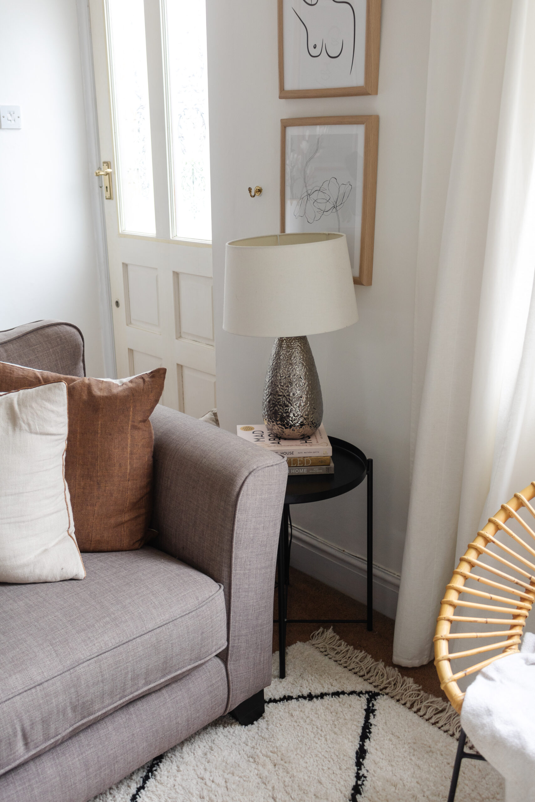 an edited lifestyle interiors make the most of square footage