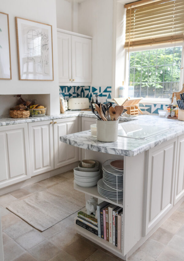 How to Spruce Up a Rental Kitchen for Under £200