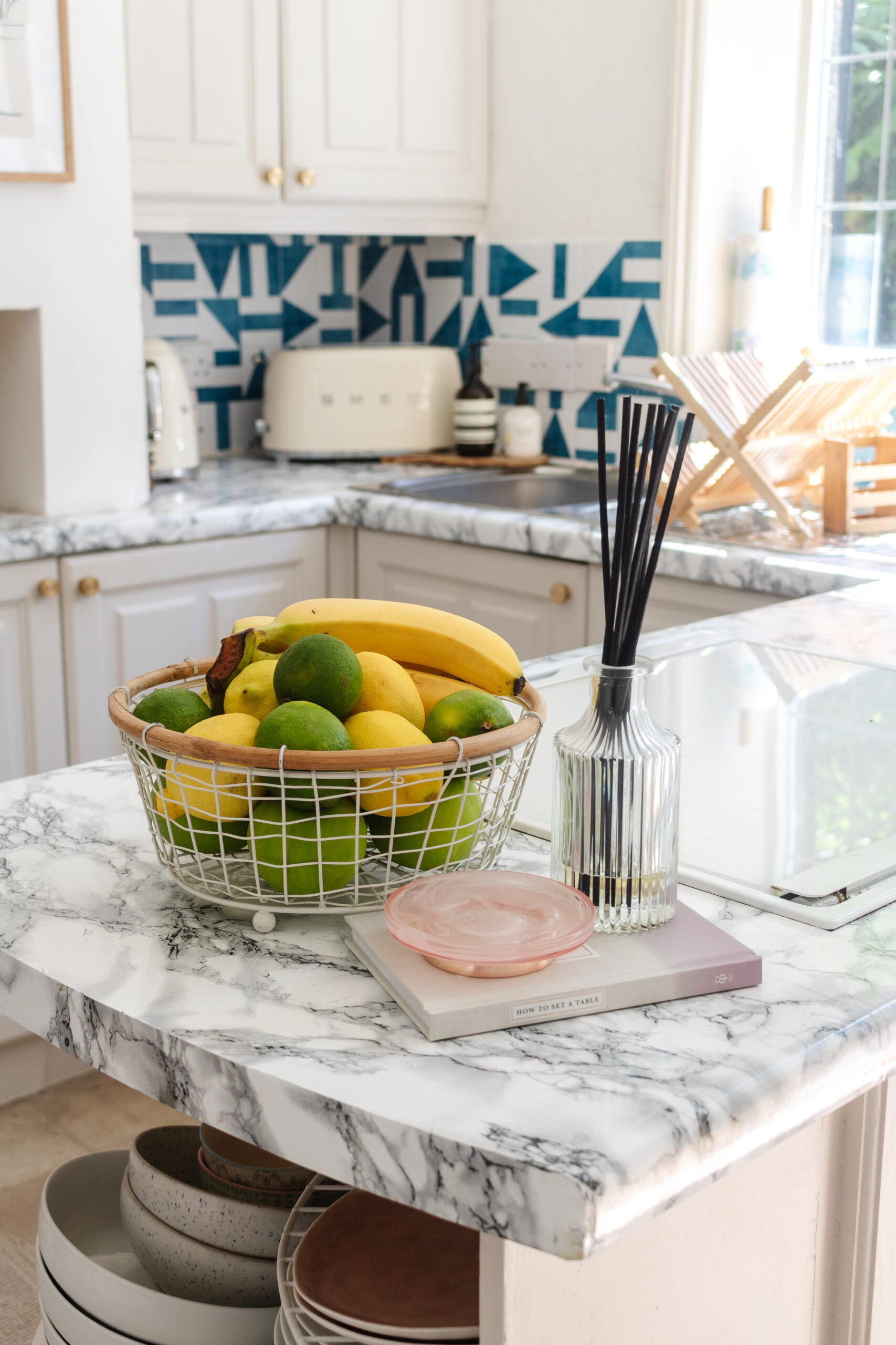 an edited lifestyle interiors decorate your kitchen island