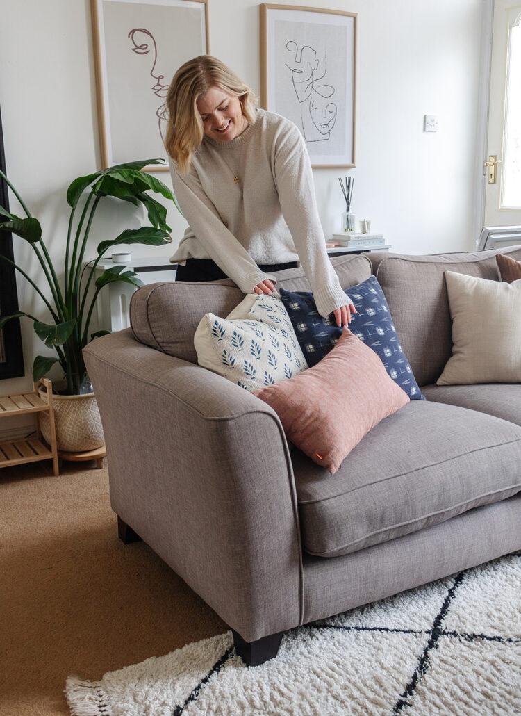 an edited lifestyle interior design services