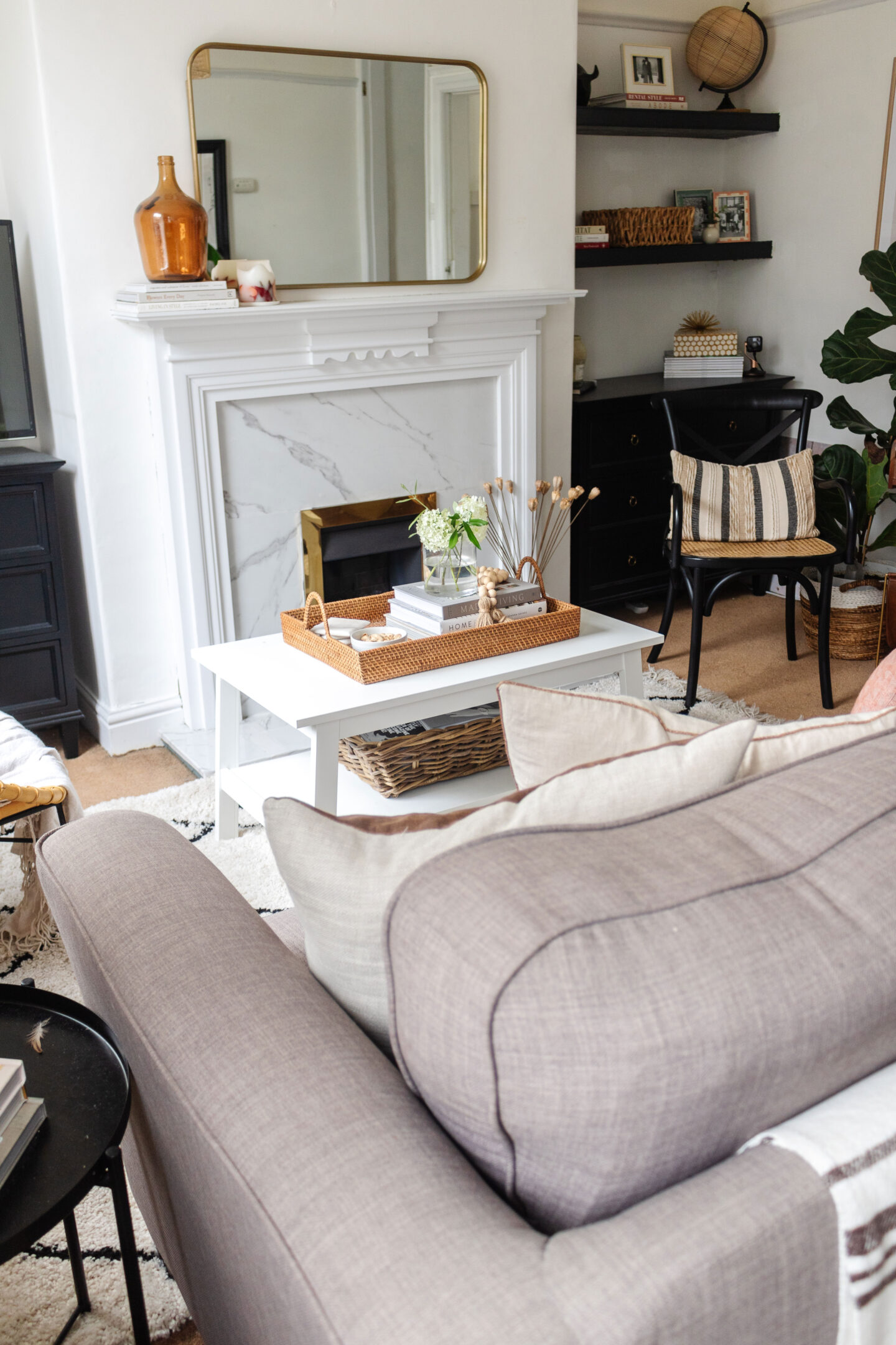 an edited lifestyle interiors small home