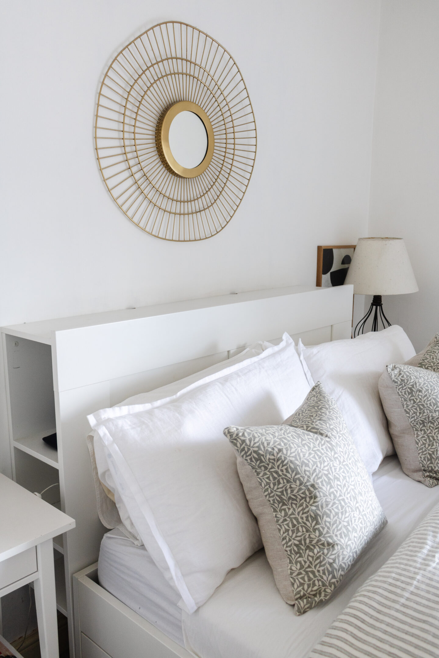 an edited lifestyle interiors small bedroom design tips