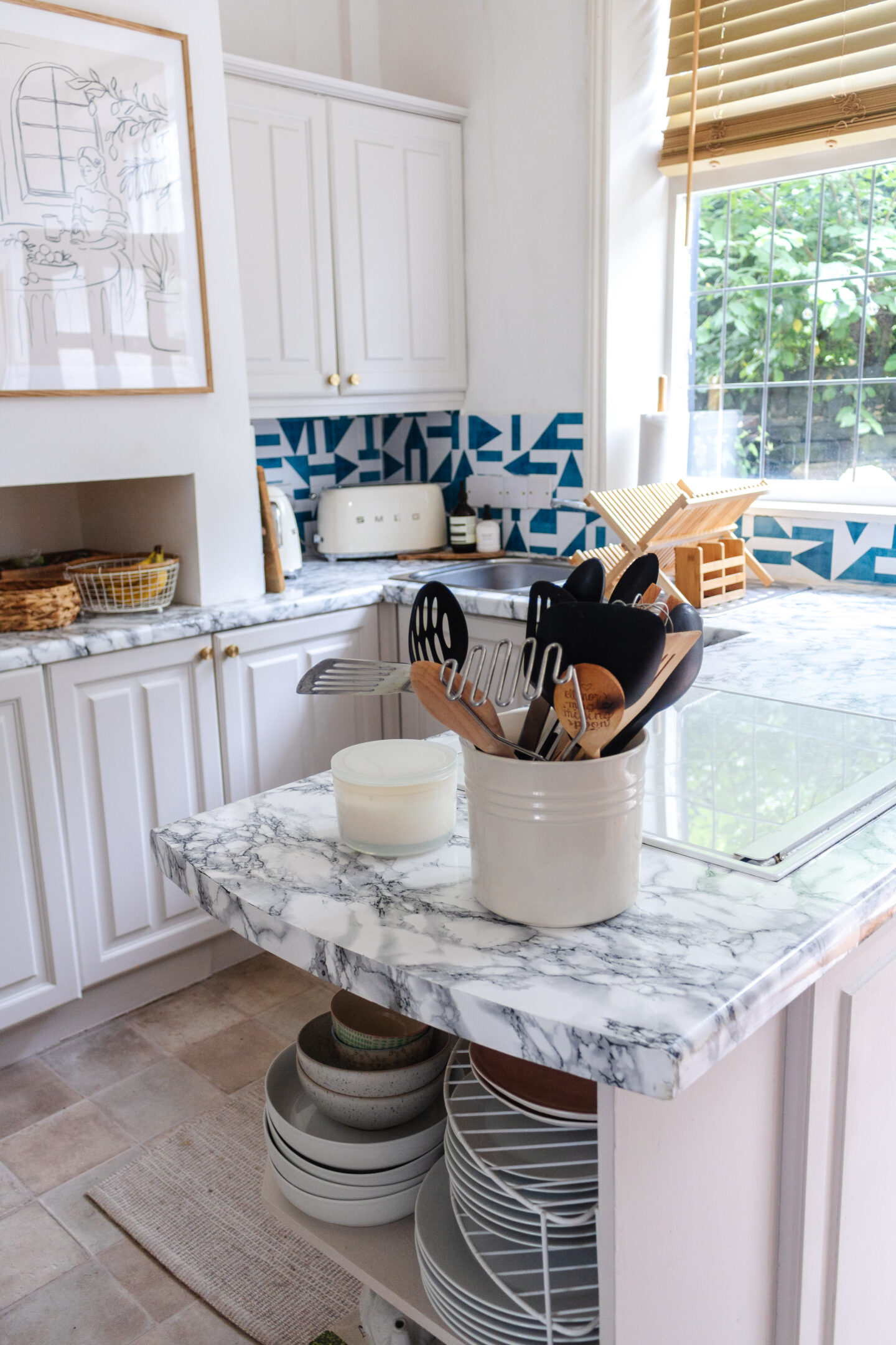 an edited lifestyle interiors upgrade a rental home