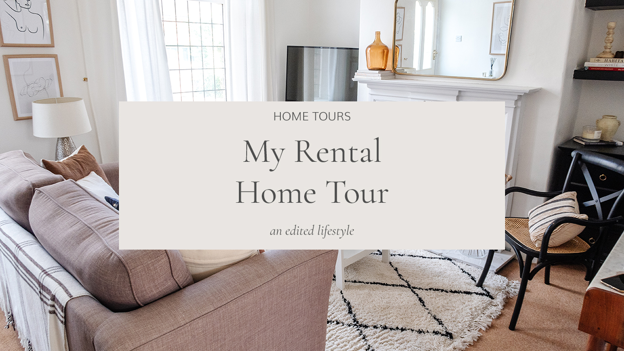 an edited lifestyle webisodes my rental home tour