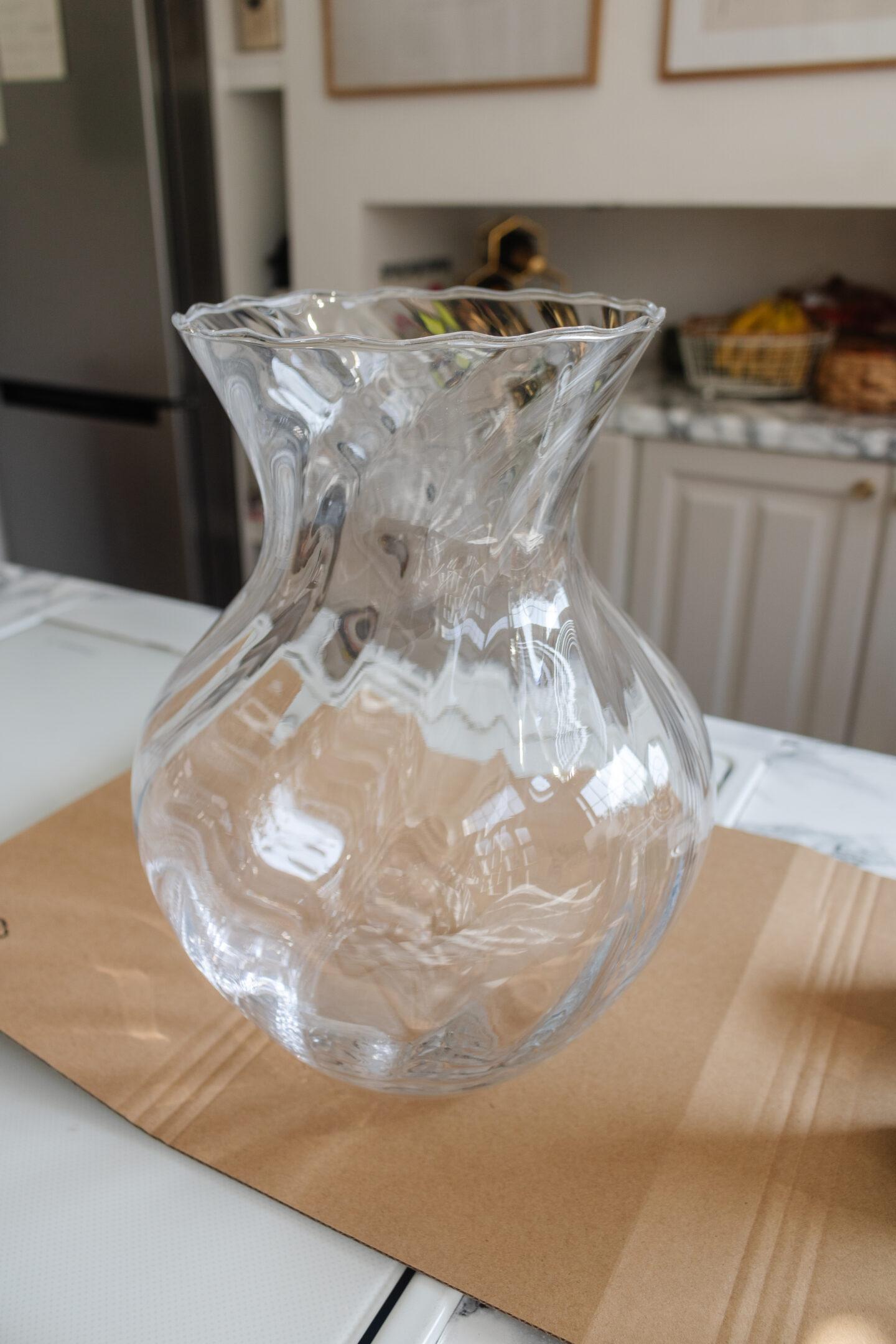 an edited lifestyle interiors diy faux stone vase