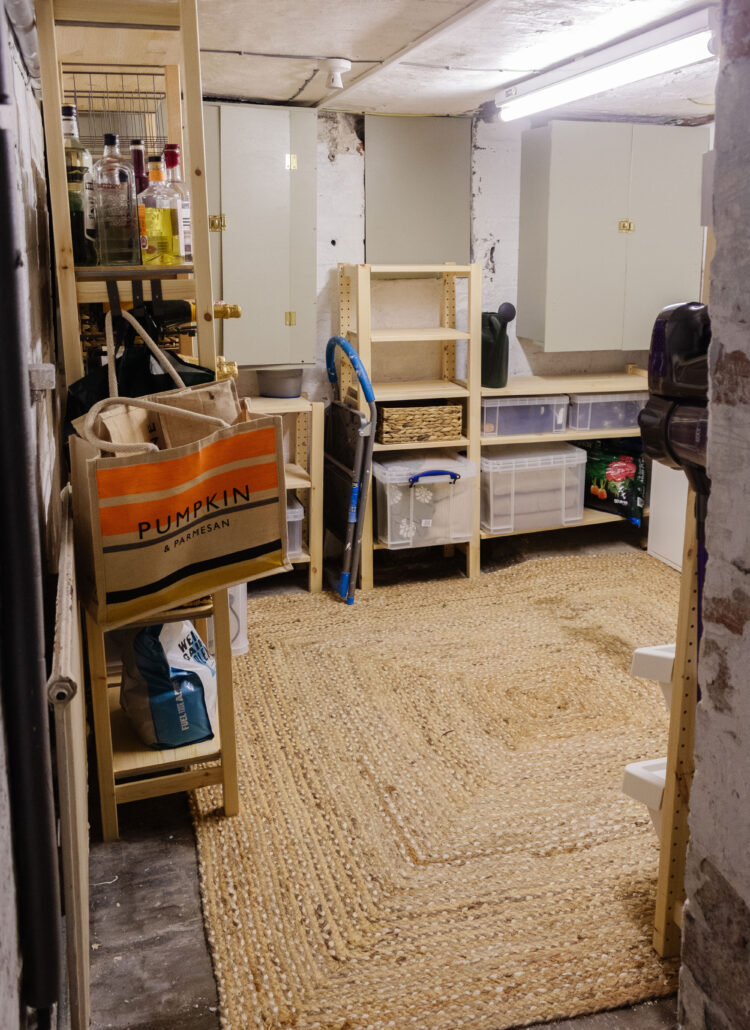 an edited lifestyle interiors basement makeover