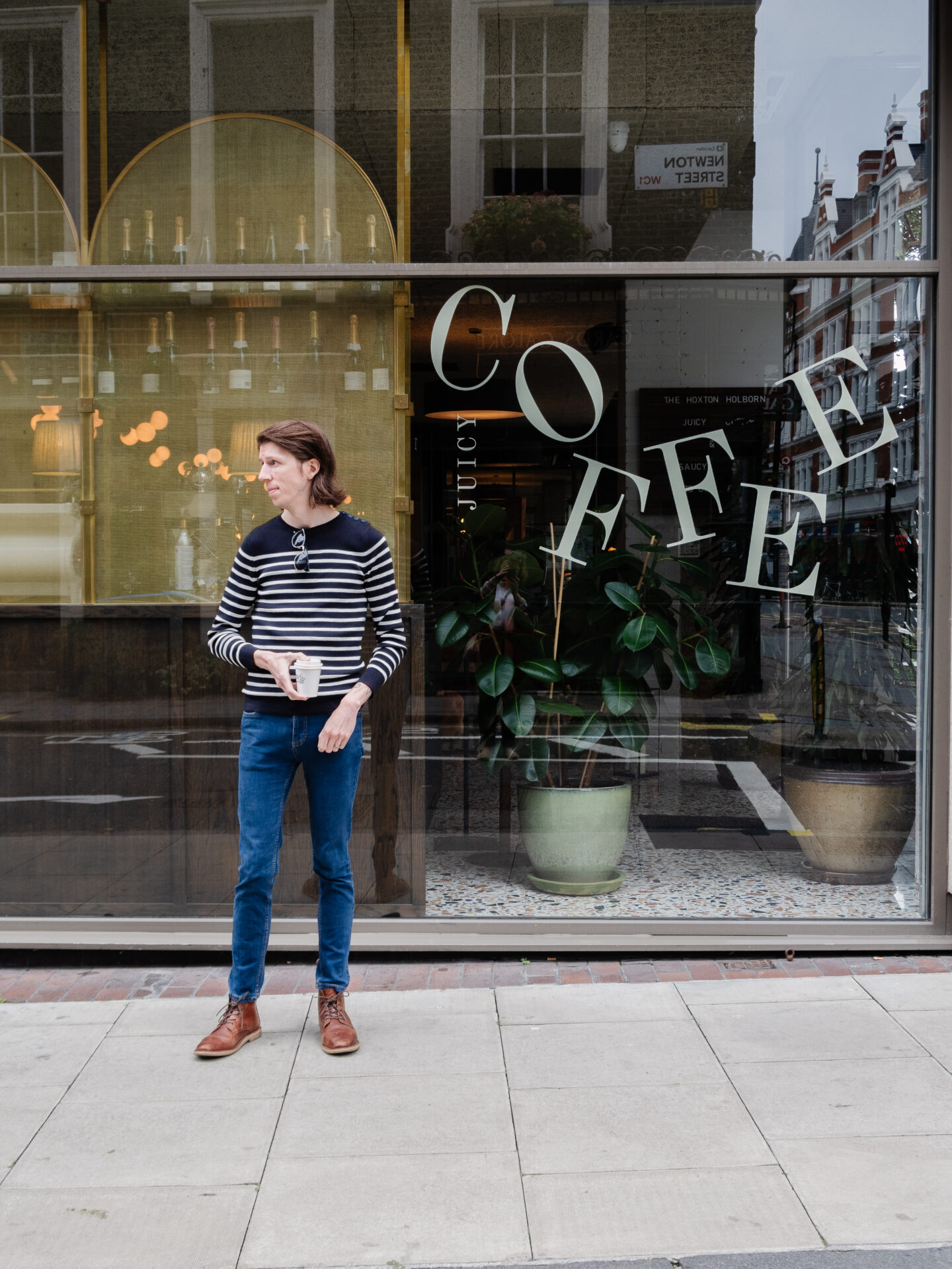an edited lifestyle travel best coffee places in london