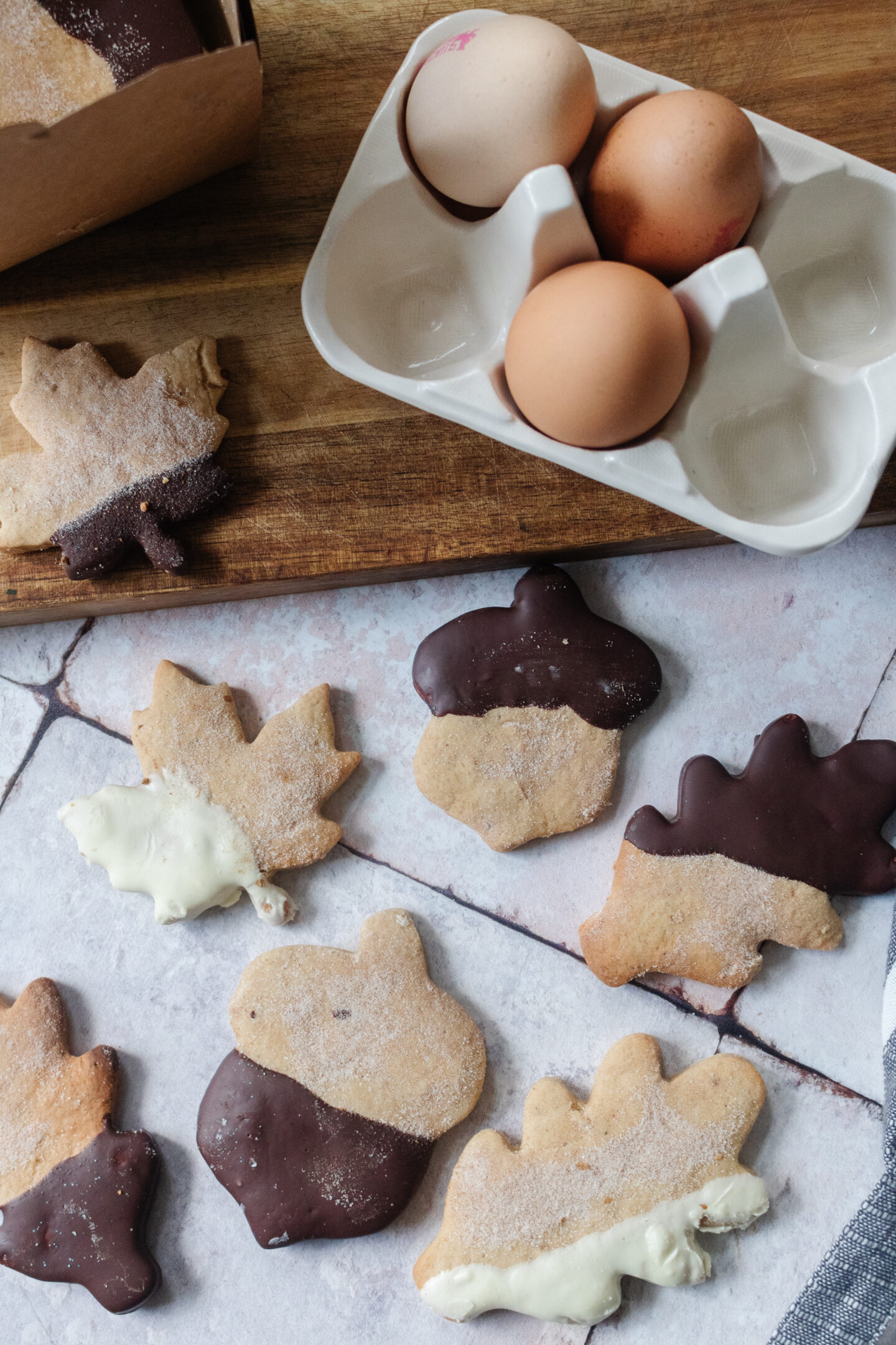 an edited lifestyle recipes chai maple cookies